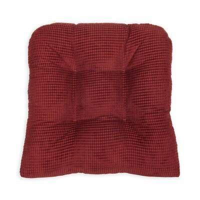 Beachcrest Home Dining Chair Cushion Reviews Wayfair Chair Pads Cushion Fabric Dining Chair Cushions