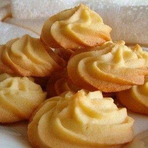 печенье на крахмале рецепт с пошаговым фото
