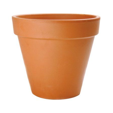 Pennington Terra Cotta Clay Planter 2 Inch Pot Walmart Com Terra Cotta Clay Pots Terracotta Flower Pots Clay Planters