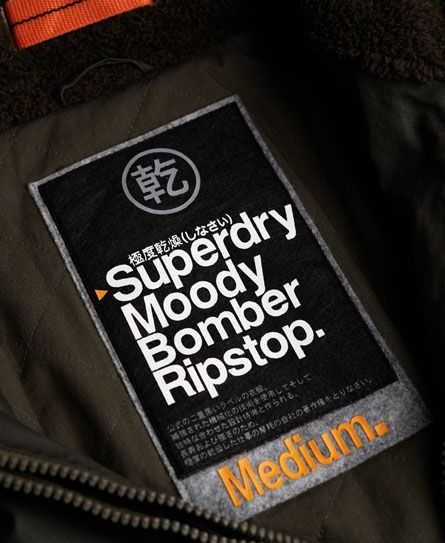 Superdry Moody Ripstop Bomber