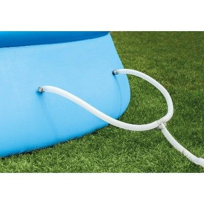 Intex 13ft x 32in Easy Set Above Ground Swimming Pool and ...