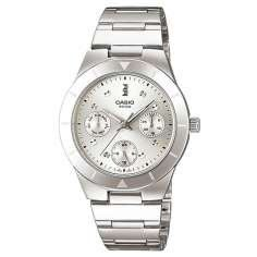 Shop for Casio Women's Core Silvertone Stainless Steel Quartz Watch with Silvertone Dial. Get free delivery at Overstock - Your Online Watches Store!