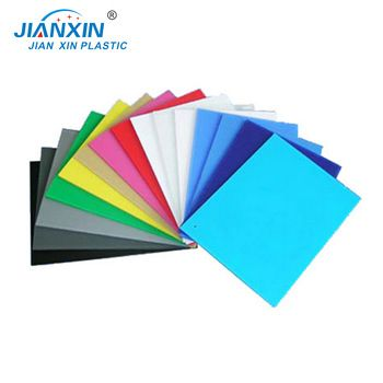 2 12mm Colorful Hollow Plastic Sheet Board Plate Plastic Sheets Sheet Color