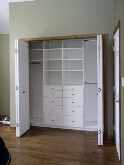 Deep Reach In Closet Ideas 56 Best Ideas Closet Closet Remodel Bedroom Organization Closet Closet Layout