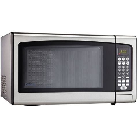 Dmw111kpssdd By Danby Countertop Microwaves Goedekers Com In
