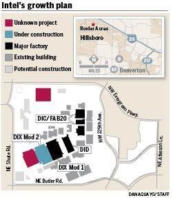 Image Result For Intel Fab DX Oregon Construction Timeline  Cm