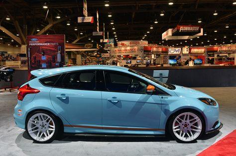 2015 Ford Focus ST Images - http://carwallspaper.com/2015-ford-focus-st-images/