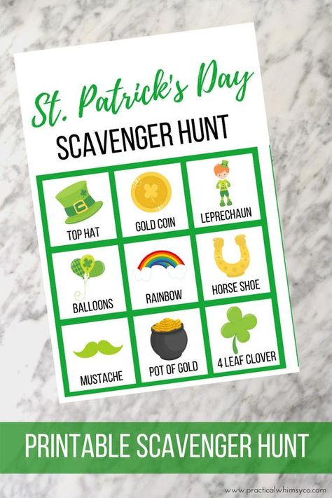 Add a little fun to your St. St Patrick Day Treats, St Patrick Day Activities, Toddler Activities, March Crafts, St Patrick's Day Crafts, Holiday Crafts, Toddler Crafts, Preschool Crafts, St Patricks Day Spiele