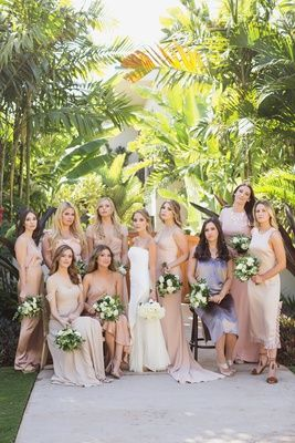 Destination Wedding In Maui With Both Classic And Tropical Touches