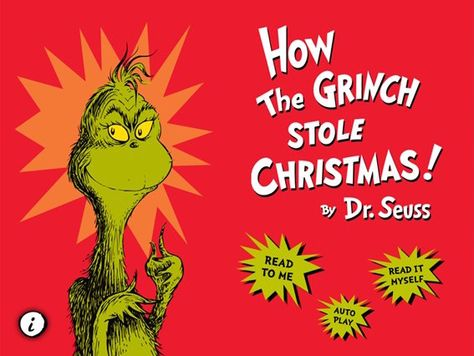 Get festive with the How the Grinch Stole Christmas app