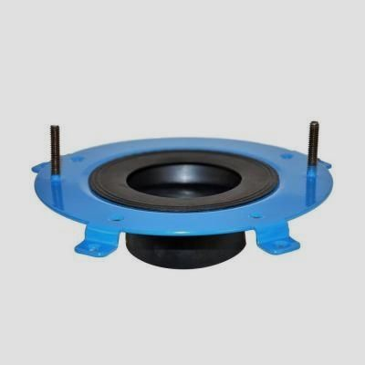 The Hydroseat Offers An Easy One Piece Installation That Fixes Wobbly Or Le Toilet Flanges Toilet Repair Broken Toilet