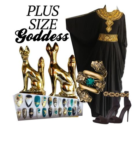 She's A Goddess by rahzzi on Polyvore featuring polyvore fashion style Giuseppe Zanotti Gucci clothing