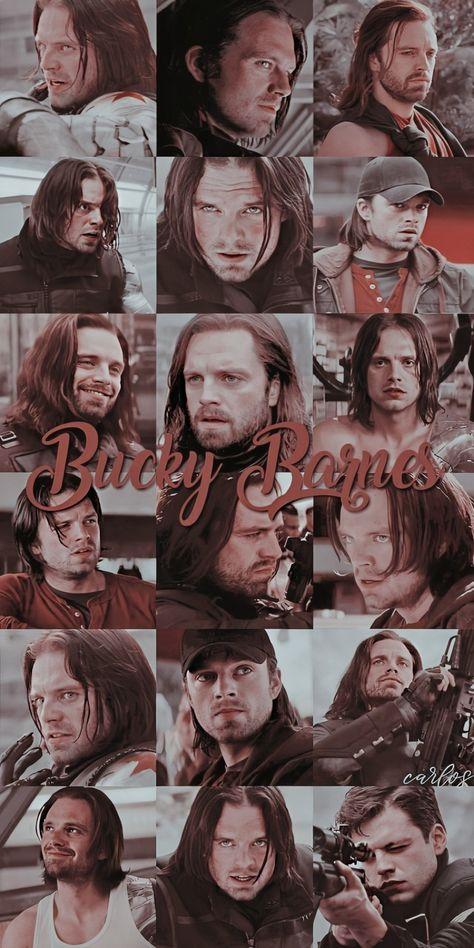 Bucky Barnes Wallpaper