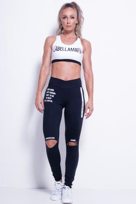 5deaed3df Calça Legging Building Yourself Labellamafia FCL13097 Fit You Fashion  Fitness