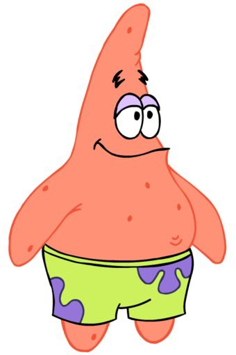 Pin By Nani Lce On Ikk Spongebob Star Character Patrick Star