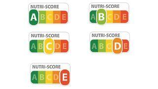 El Nutriscore tiene seis niveles.