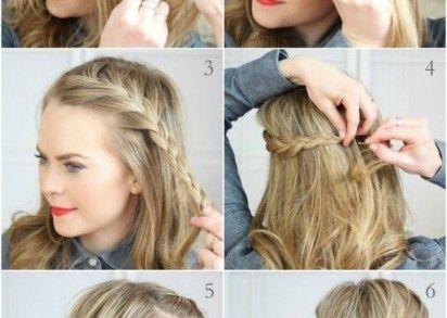 Everyday Shoulder Length Wavy Hair Beach Wave Hair Waves Hair Tutorial