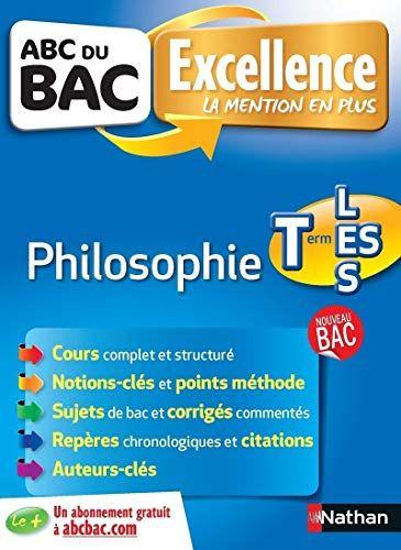 Telecharger Abc Du Bac Excellence Philosophie Term L Es S Pdf Par Denis Vanhoutte Telecharger Votre Fichier Ebook Maintenant