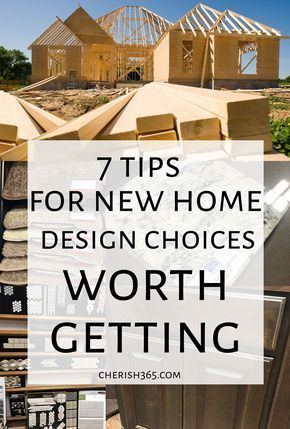 Building A New Home Which Builder Upgrades Are Worth It If You Re On A Budget Here Are 7 Tips And Ideas Fo New Home Designs Home Building Tips Coventry Homes