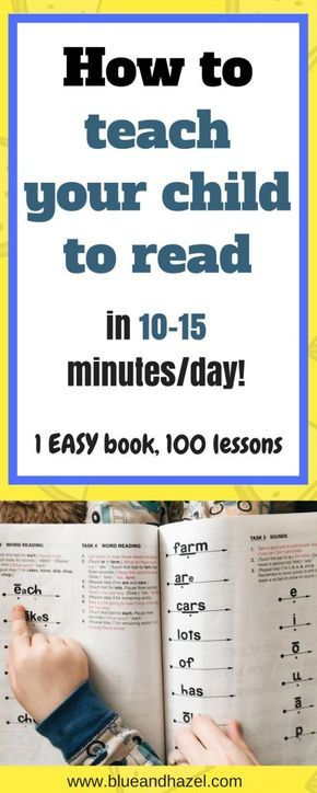 Teach Your Child To Read In 100 Easy Lessons Why It Works Teaching Child To Read Reading Lessons Easy Lessons What can i teach my kindergartener at