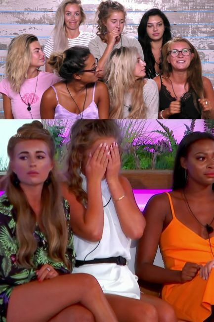 Love Island Itv2 Viewers Question Dani Dyer Georgia Steele Megan Barton Hanson Love Island Contestants Love Island 2018 Love Island