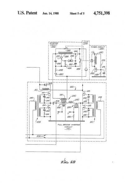 Em Ballast Wiring Diagram