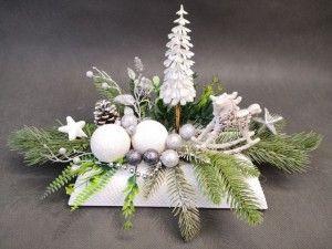 Stroiki Na Groby Kompozycje Kwiatowe Marko604 Christmas Wreaths Holiday Decor Decor