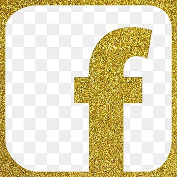 Facebook Icon Gold Color Glitter Gold Colour Icon Design Gold Icon Vector Icon Vector Gold Backgrou Facebook Icons Facebook Icon Png Logo Design Free Templates