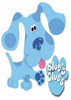Blue's Clues | Blue's Clues | Blues clues, Famous cartoons