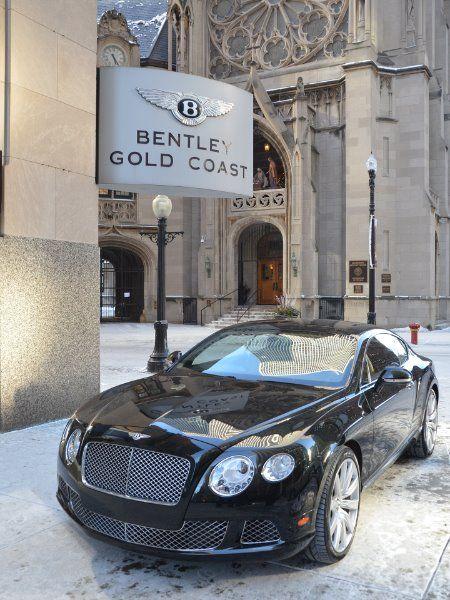 Used 2012 Bentley Continental Gt Chicago Il Bentley Bentley Car Car Dealership