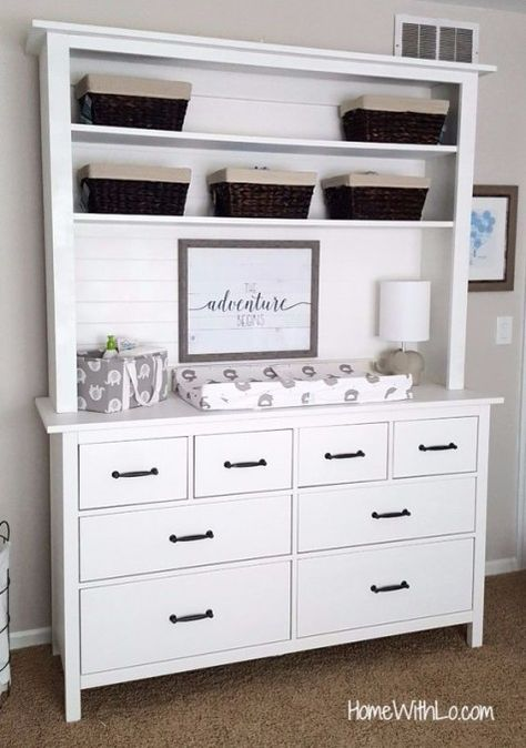 25 Cool Changing Tables Of IKEA Items