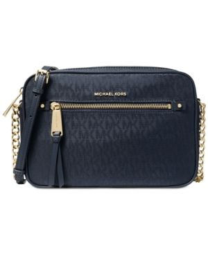 Michael Michael Kors Kelsey Signature East West Small