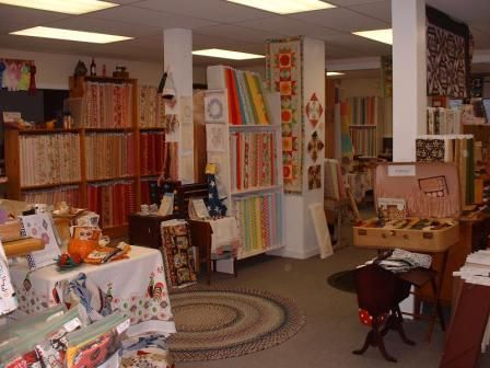Cobblestone Quilts, Townsend, MA | Quilt Shops I've Visited ... : quilt shops in massachusetts - Adamdwight.com