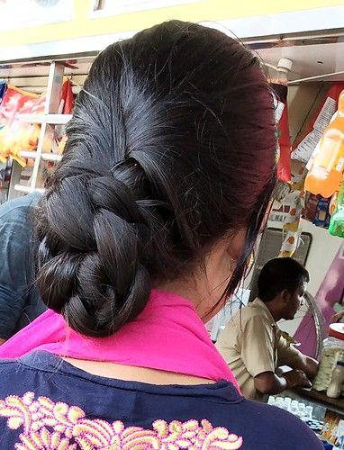 Pin On Bun Hairstyles For Long Hair
