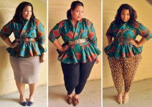 african-print-plus-size-dresses-designs-african-plus-size ...