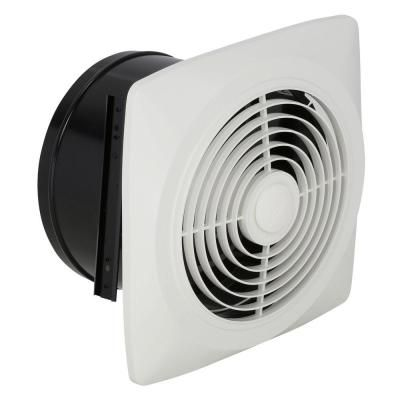 Broan 350 Cfm Ceiling Vertical Discharge Exhaust Fan White