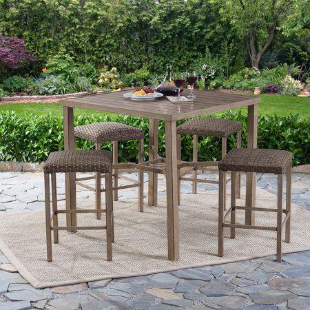 Patio Garden Patio Bar Table Outdoor Patio Bar Sets Outdoor