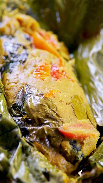 Resep Ikan Mas : resep, Pepes, Resep, Recipe, Recipes,, Malay, Food,, Malaysian, Cuisine