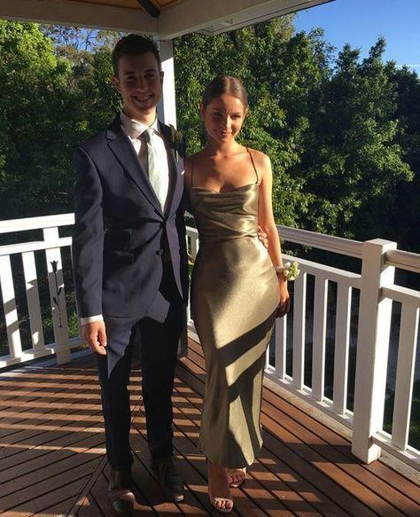 Spaghetti prom dress ,prom dress | dresses