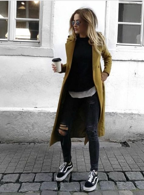 99 Affordable Spring Outfits Ideas With Sneakers Shoes