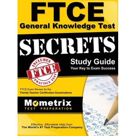 Pin On Teaching Ftce General Knowledge Exam