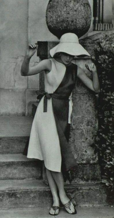 Vintage Fashion by Christian Dior 1963