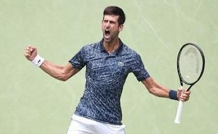 Djokovic Enters Us Open 2nd Round Tennis Scores Novak Djokovic Tennis Live