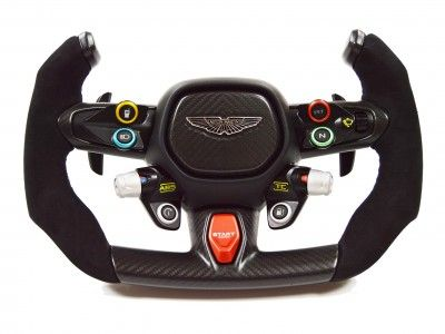 Aston Martin Vulcan Steering Wheel Bf1systems Aston Martin Vulcan Steering Wheel Wheel