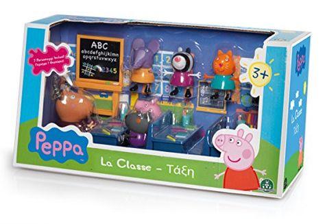 PEPPA PIG Playset Bundle Personnage 2 Peppa et 1 SUZY SHEEP