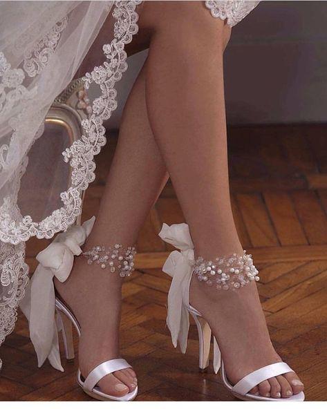 Scarpe Della Sposa.Tappeto Di Zagare On Instagram Le Scarpe Della Sposa