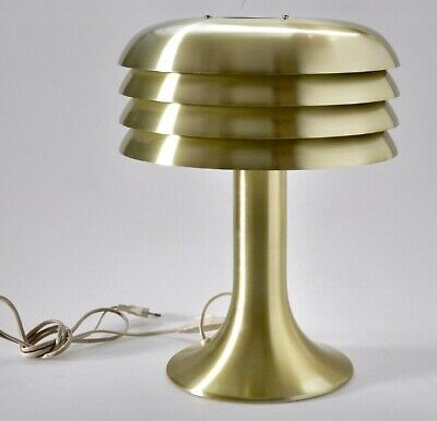 Details About Mid Century Modern Table Lamp Hans Agne Jakobsson