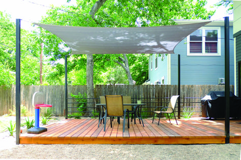 Inspirational wood metal deck railing just on homestre home design