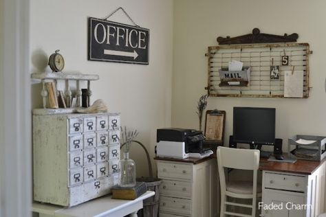 Vintage Home Office Ideas With Images