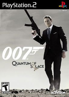 007 Quantum Of Solace Ps2 Iso Download James Bond Xbox 360